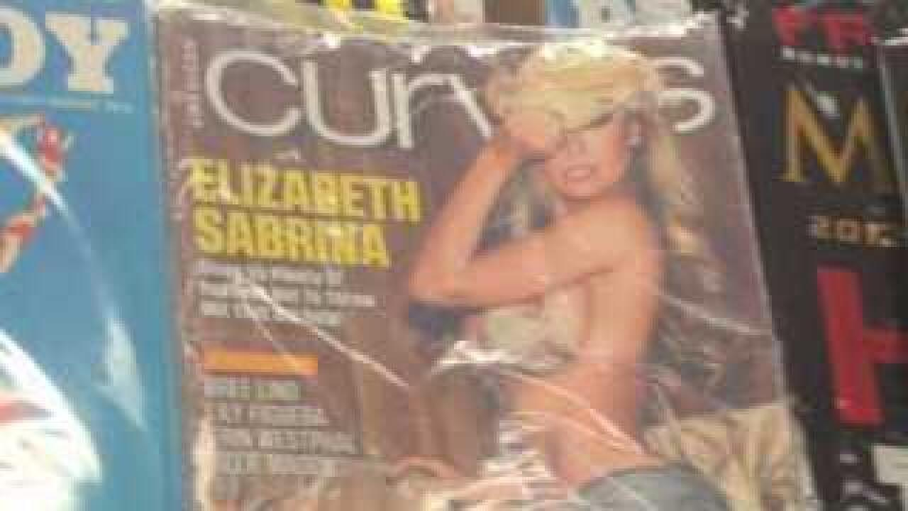 Senate directs military to stop selling sexually-explicit magazines at base exchanges