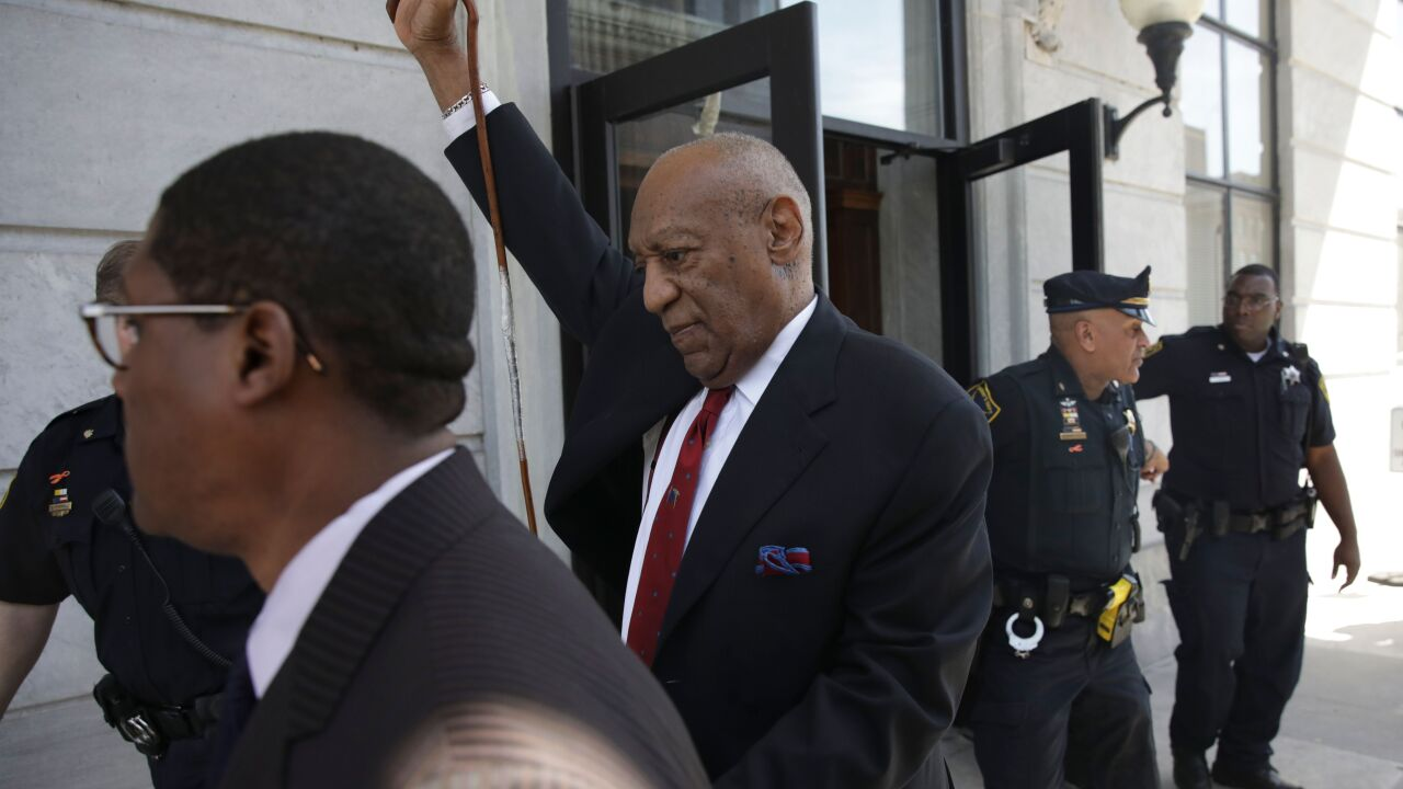 Why Bill Cosby was allowed to go home after being found guilty of sexually assaulting a woman