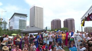 Thousands 'support one another' at VA PrideFest 2018 inRichmond