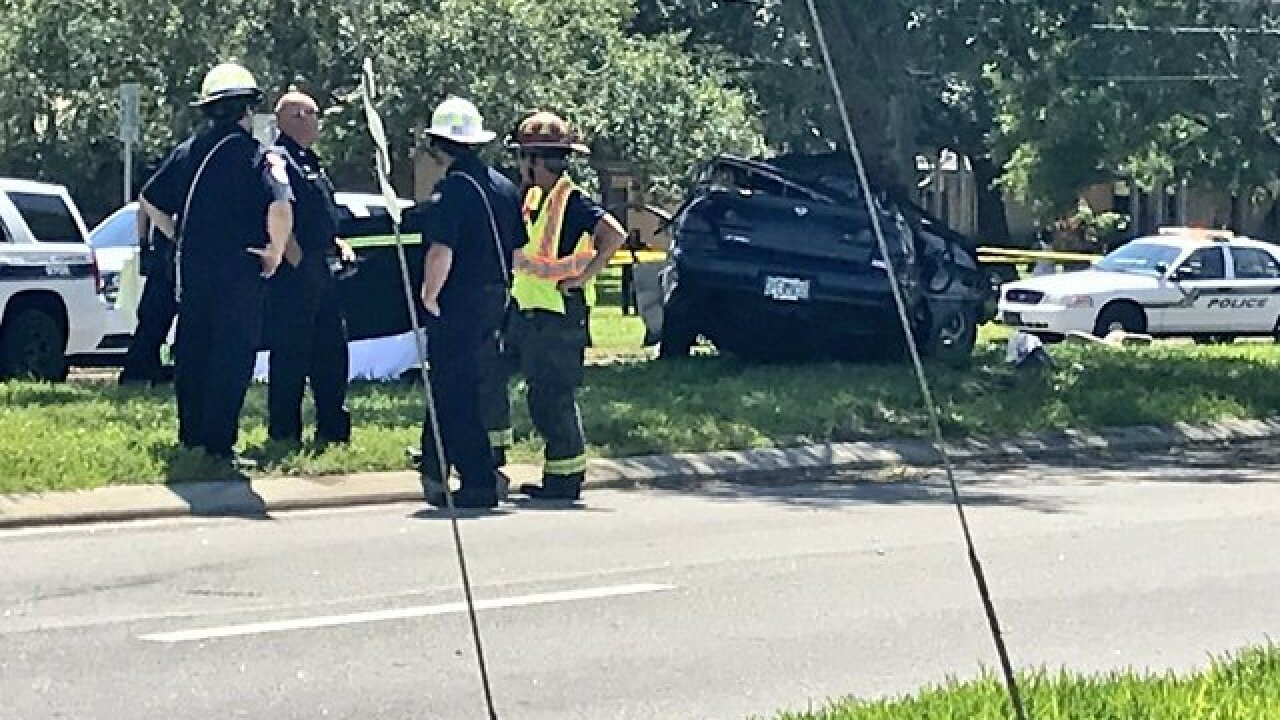 Lakewood student dead after St. Pete accident