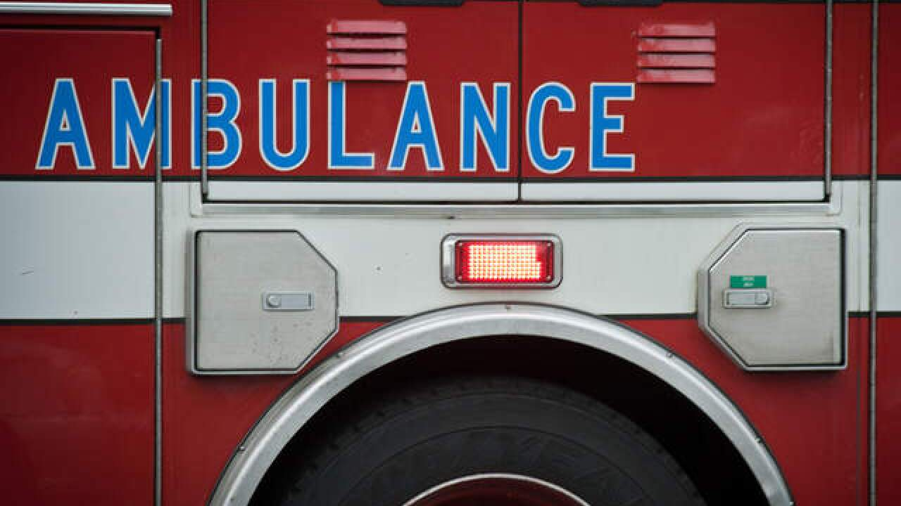 Burn-related injuries reported at Atlantic High