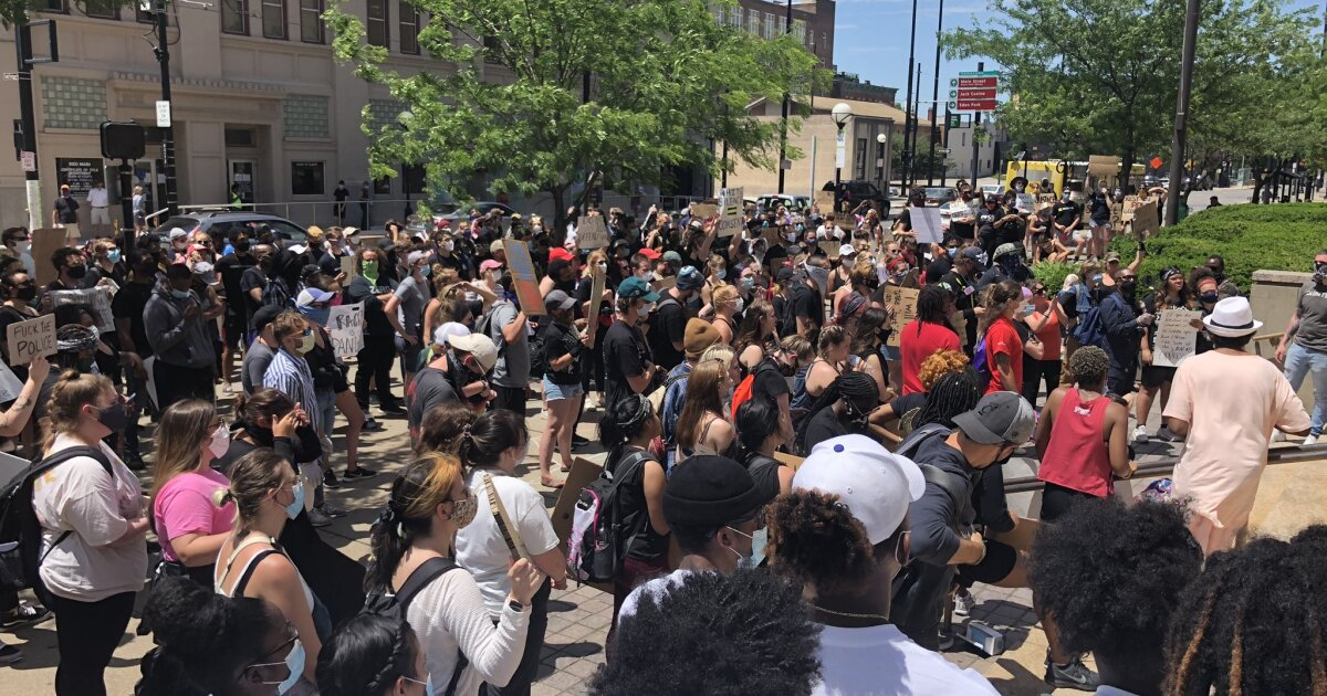 Large protests expected in Cincinnati this weekend