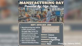 Virtual Manufacturing Day