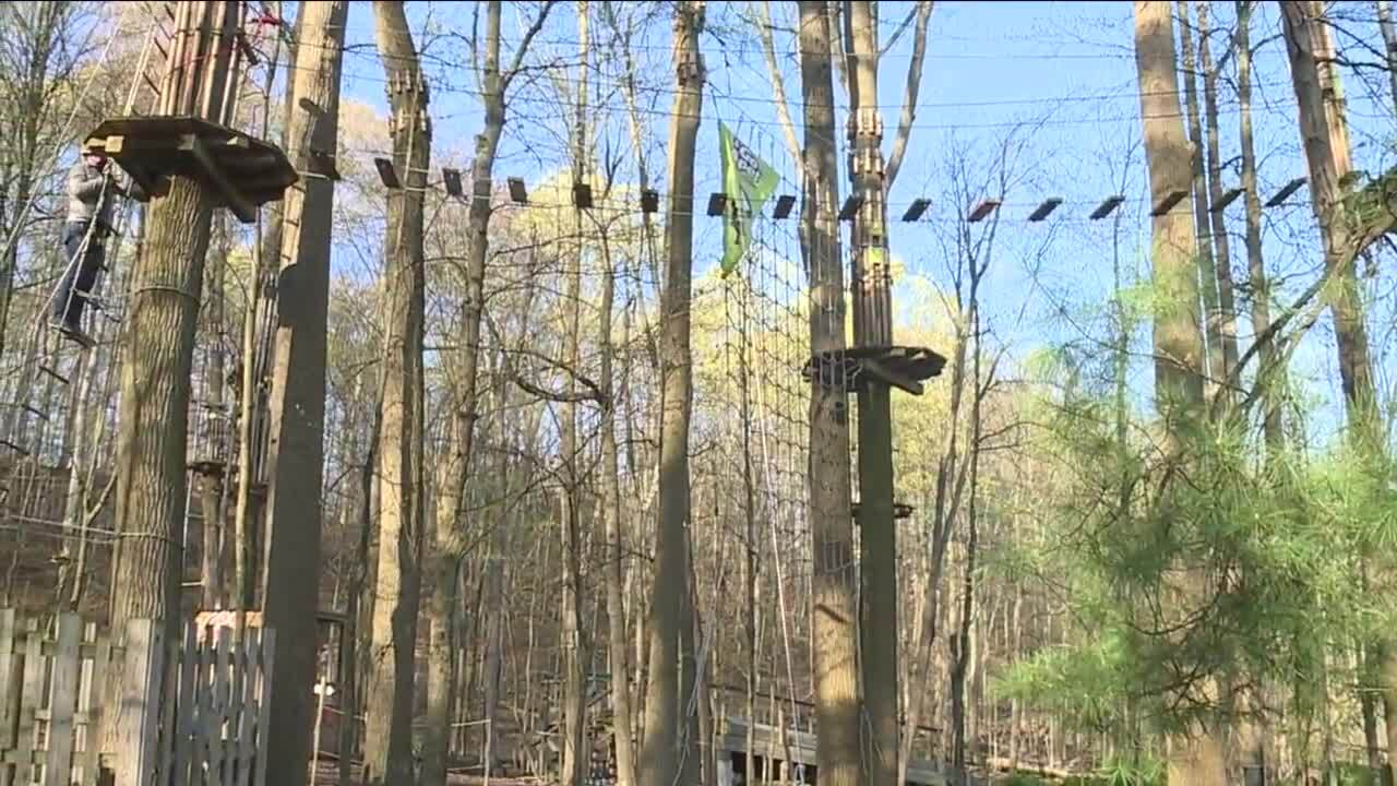 Go Ape Zipline and Adventure Park Strongsville