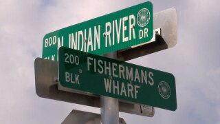 Fishermans Warf at Indian River Drive