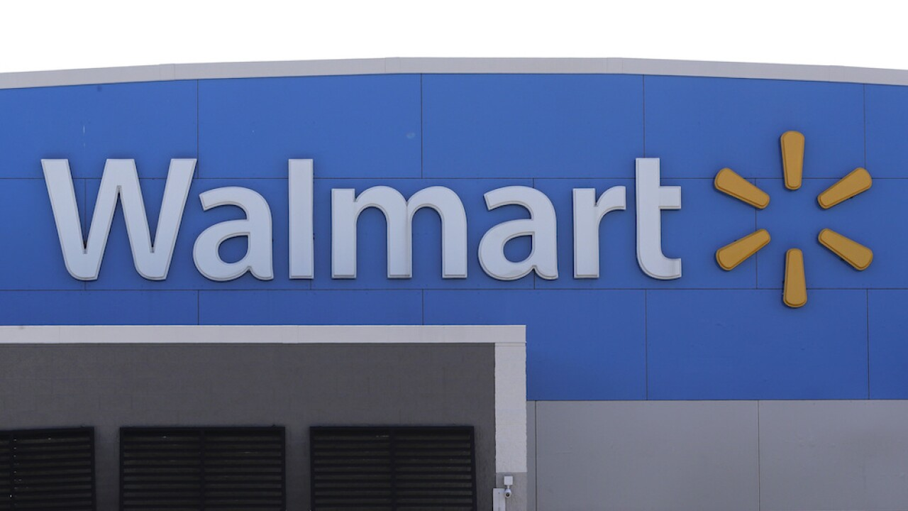 Walmart to remove 'All Lives Matter' merchandise 'indefinitely'