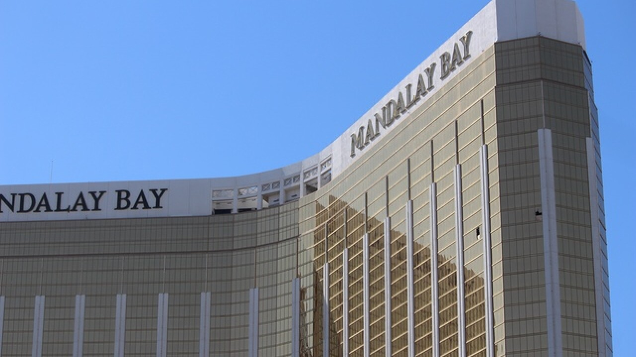 Floors being renumbered at Mandalay Bay