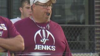 Jenks football coach Allan Trimble to announce retirement
