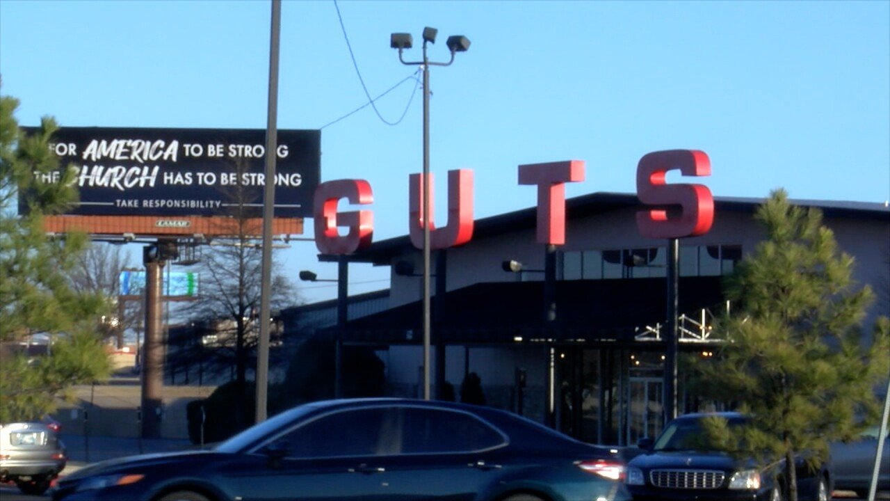 Guts Church