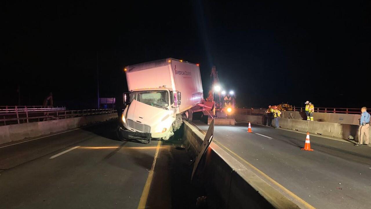 truck median i-25