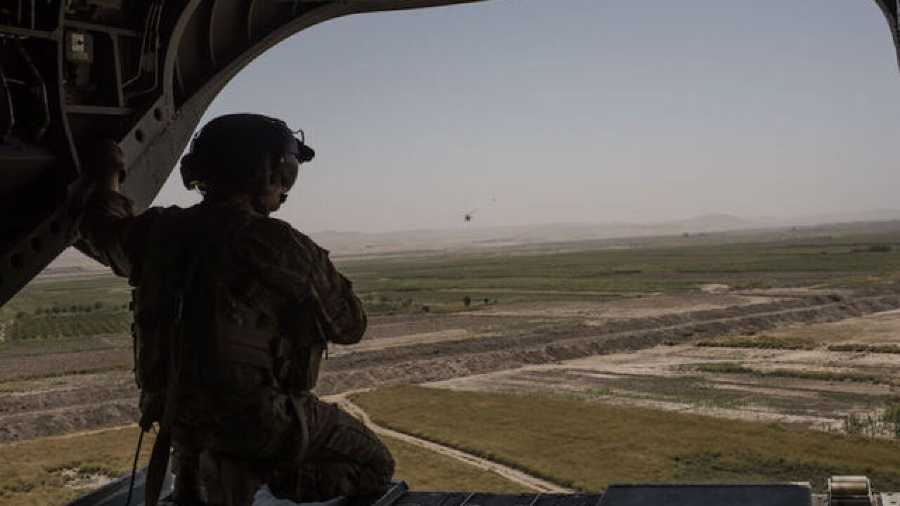 US service member killed in apparent insider attack in Afghanistan