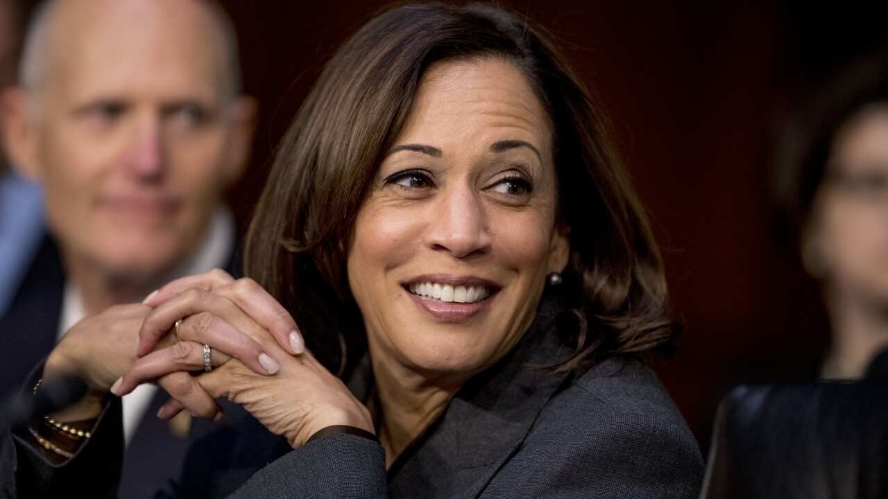 Trump tries to claim Kamala Harris isn't eligible to be VP