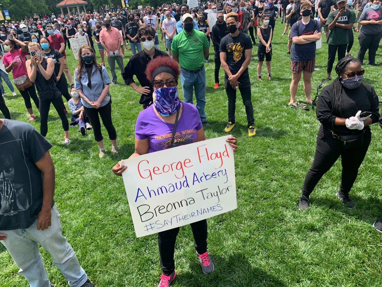 Protesters gather in Washington Park.jpg