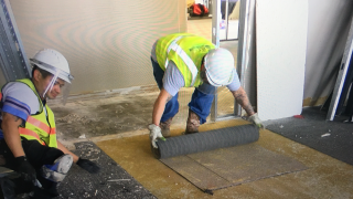 M&D Flooring determined to keep their crews working