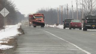 Niagara County snow plows