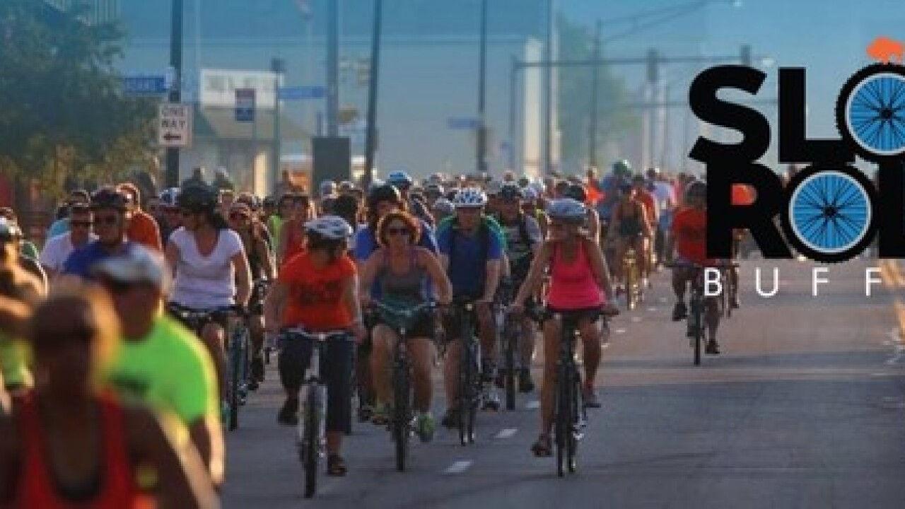 Slow Roll Buffalo rides into second season