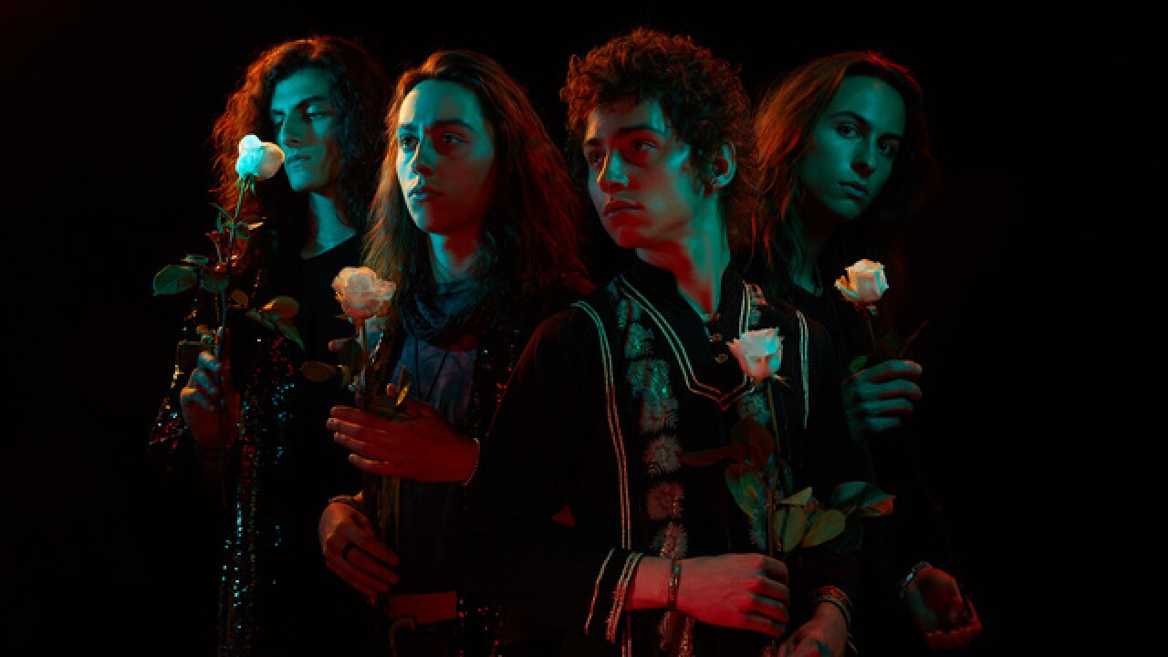Michigan's own Greta Van Fleet announces special holiday show at Fox Theatre