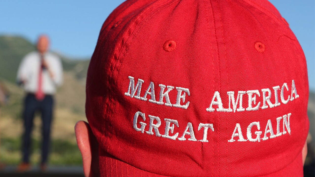 More than a hundred people expected at Make America Great Again rally in Loveland this weekend