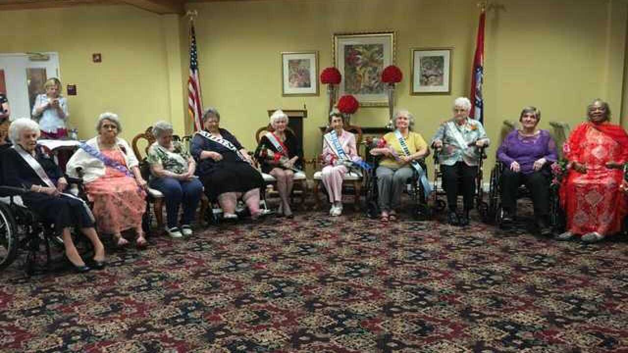 Nursing home hosts Ms. Nursing Home Pageant