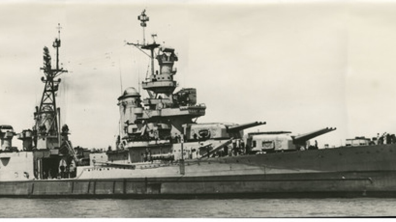 USS Indianapolis: From 'Lucky Indy' to one of the worst naval disasters in history