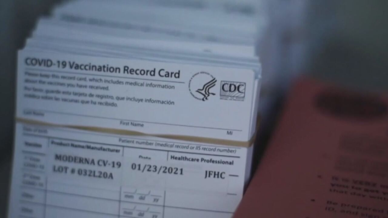 Fake vaccine cards arrests, experts say we need better ways to verify vaccine status