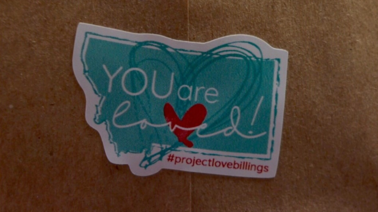 Delivering lunches with love: ProjectLove Billings brings free meals to children during pandemic