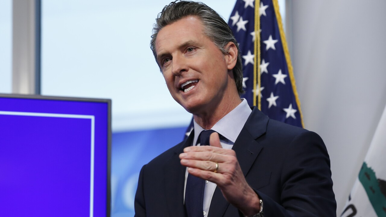 Governor Gavin Newsom