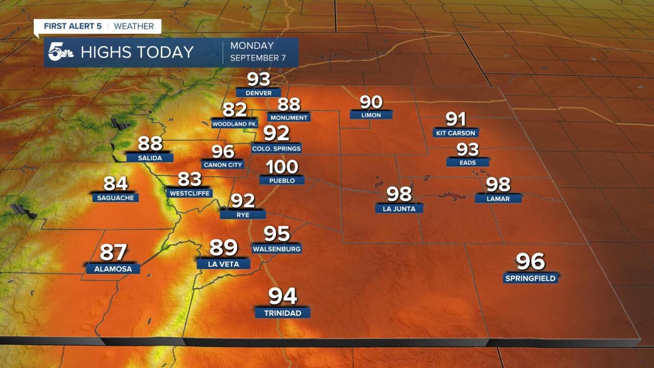 Labor Day Heat