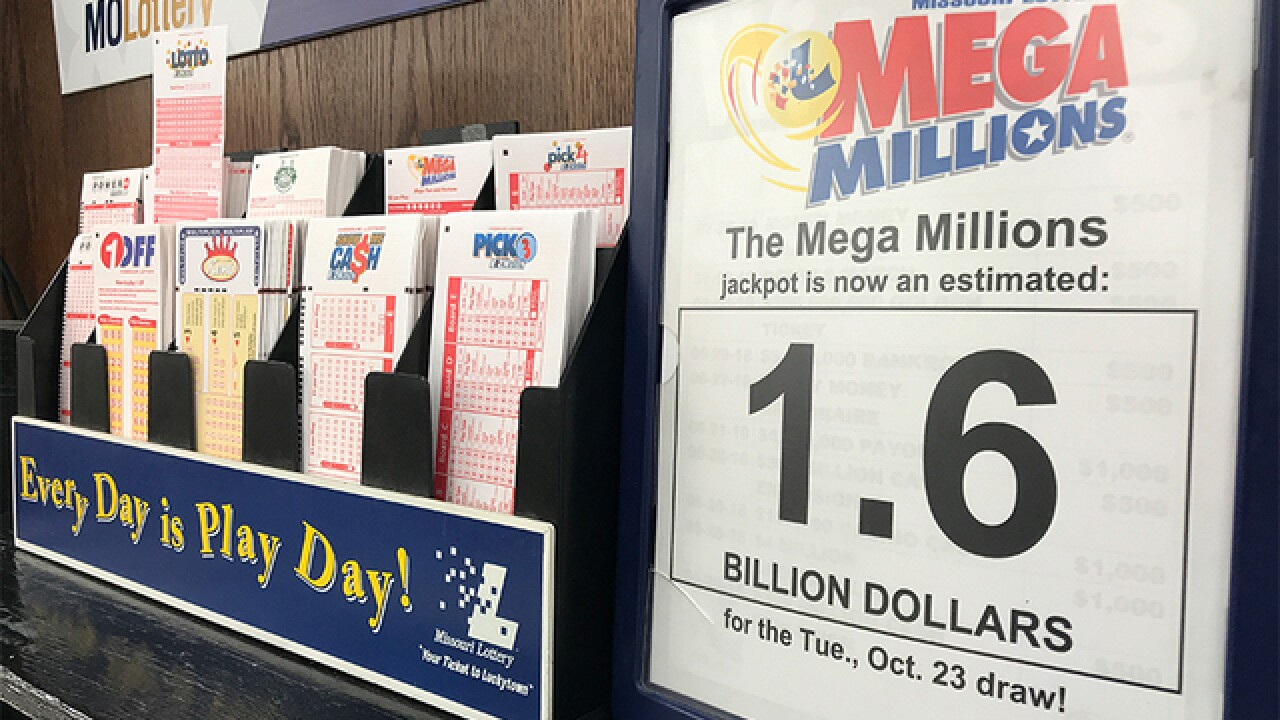 Jackpot How The Lottery Differs Between Missouri And Kansas