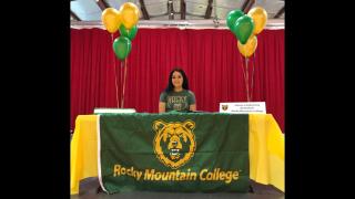 Arlee's Alyssia Vanderburg signs with Rocky Mountain College hoops