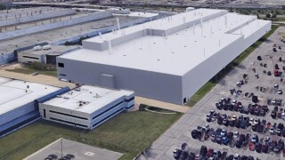 FCA Detroit Plant rendering
