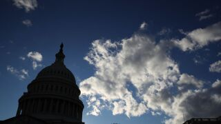 House passes short-term funding bill to avert a government shutdown