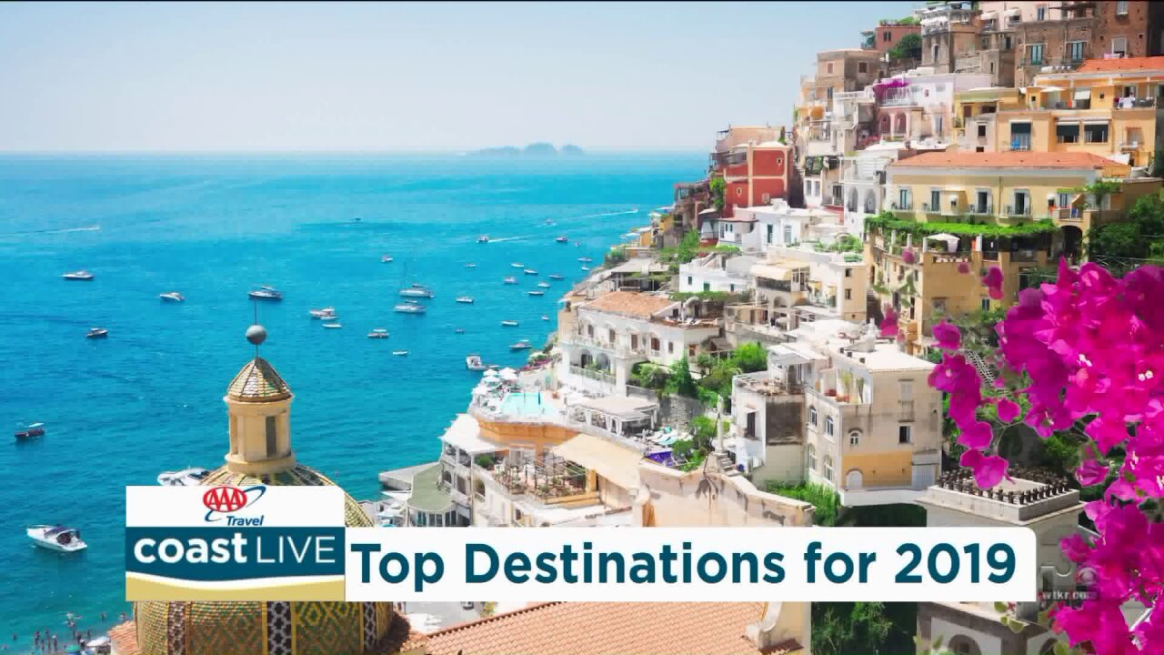 National Plan for Vacation Day and top travel destinations for 2019 on Coast Live