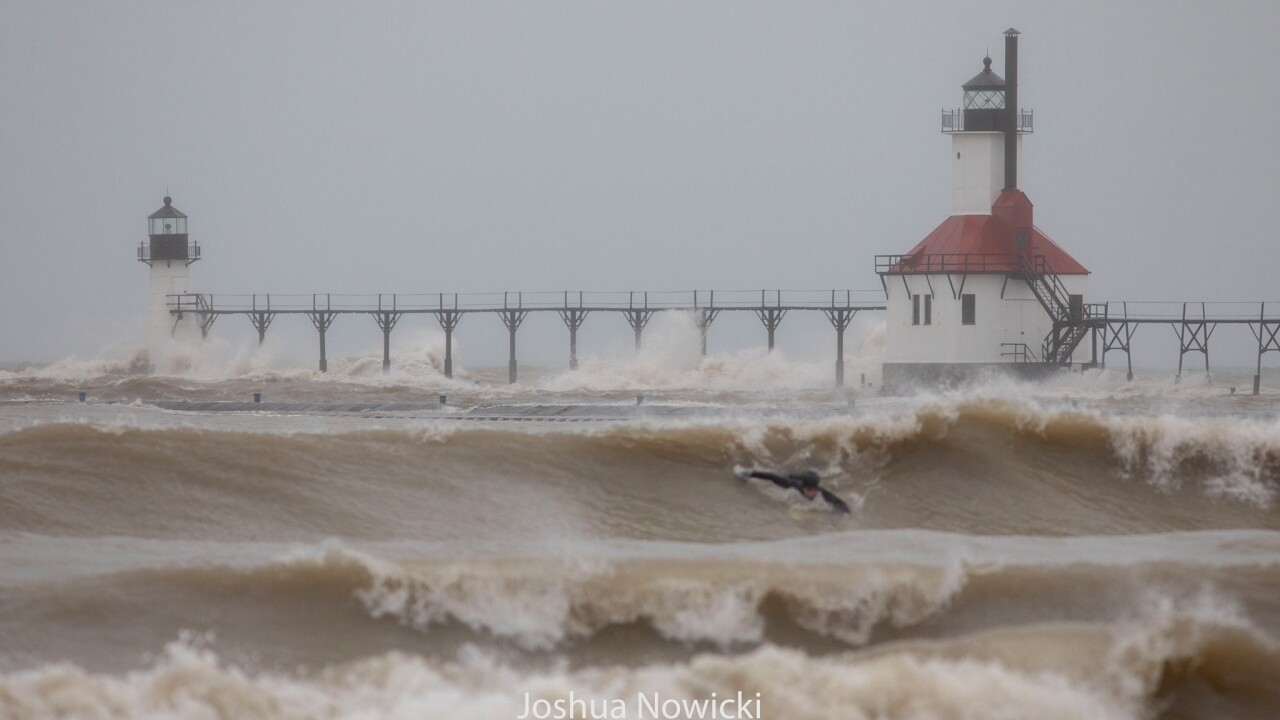Surfers on Lake Michigan - Courtesy JOSHUA NOWICKI PHOTOGRAPHY 5.jpg