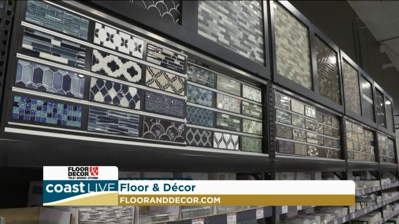 Decorating tips for your home's floor and decor on Coast Live