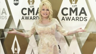 Dolly Parton has no plans to retire, wants to pose for Playboy when she turns 75
