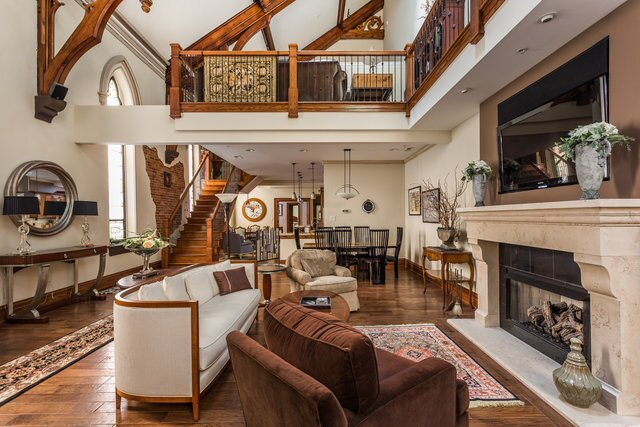 HOME TOUR: Converted church on Fletcher Ave renovated to the nines