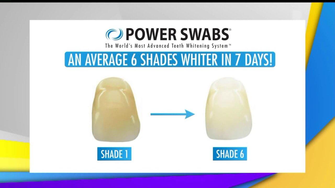 Beautiful White Teeth in Minutes