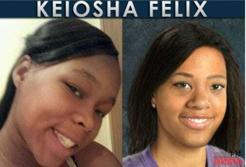 Photos reissued on anniversary of Keiosha Felix's disappearance