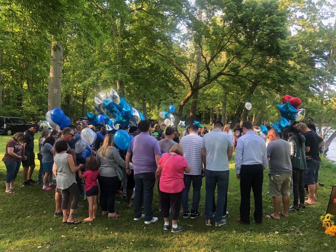 Rocky River Reservation Vigil