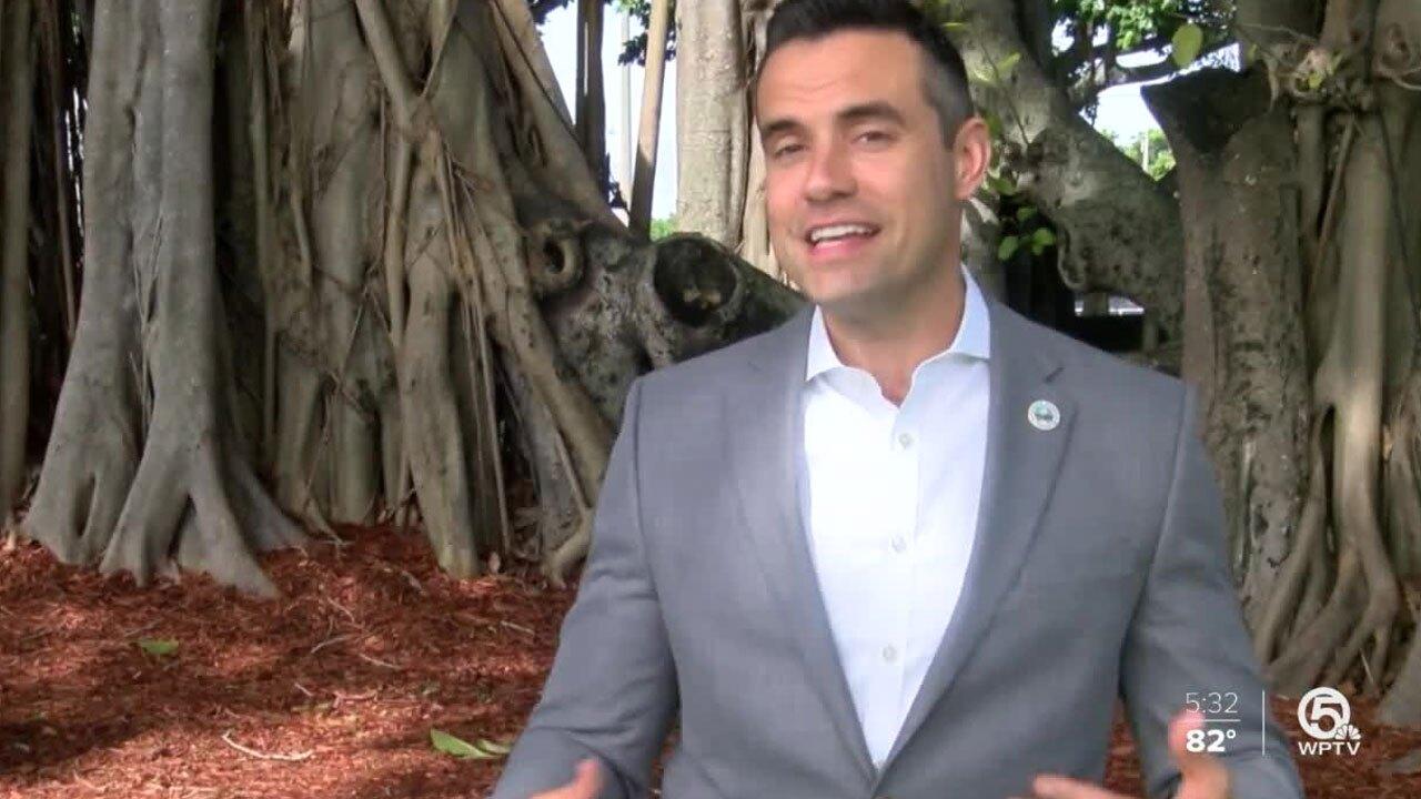 Boca Raton City Councilman Andy Thomson