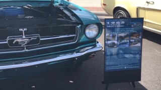 Great Falls hosts International Mustang & Ford Show