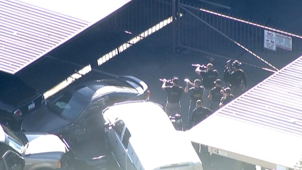 Suspect shot, killed after West Valley pursuit