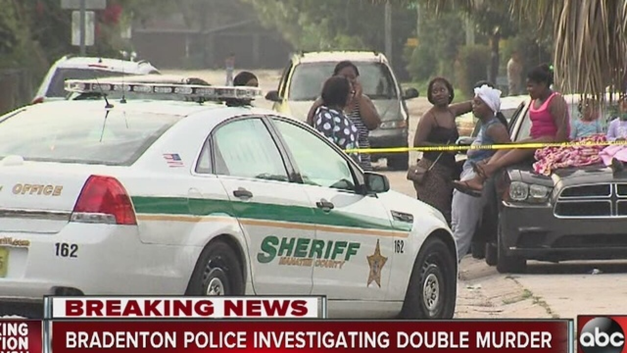 2 shot dead in Bradenton public housing complex