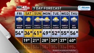 Claire's Forecast 3-20