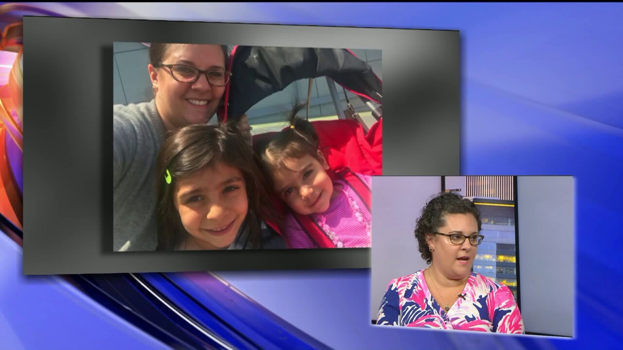 Tara Daudani beats cancer: 'I thought, I'm going to die, these kids aren't going to have amom'