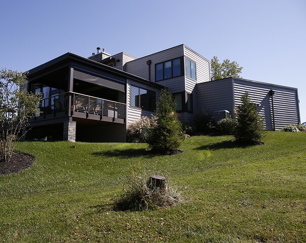 Home tour: Modern design in traditional Fort Thomas golf course community