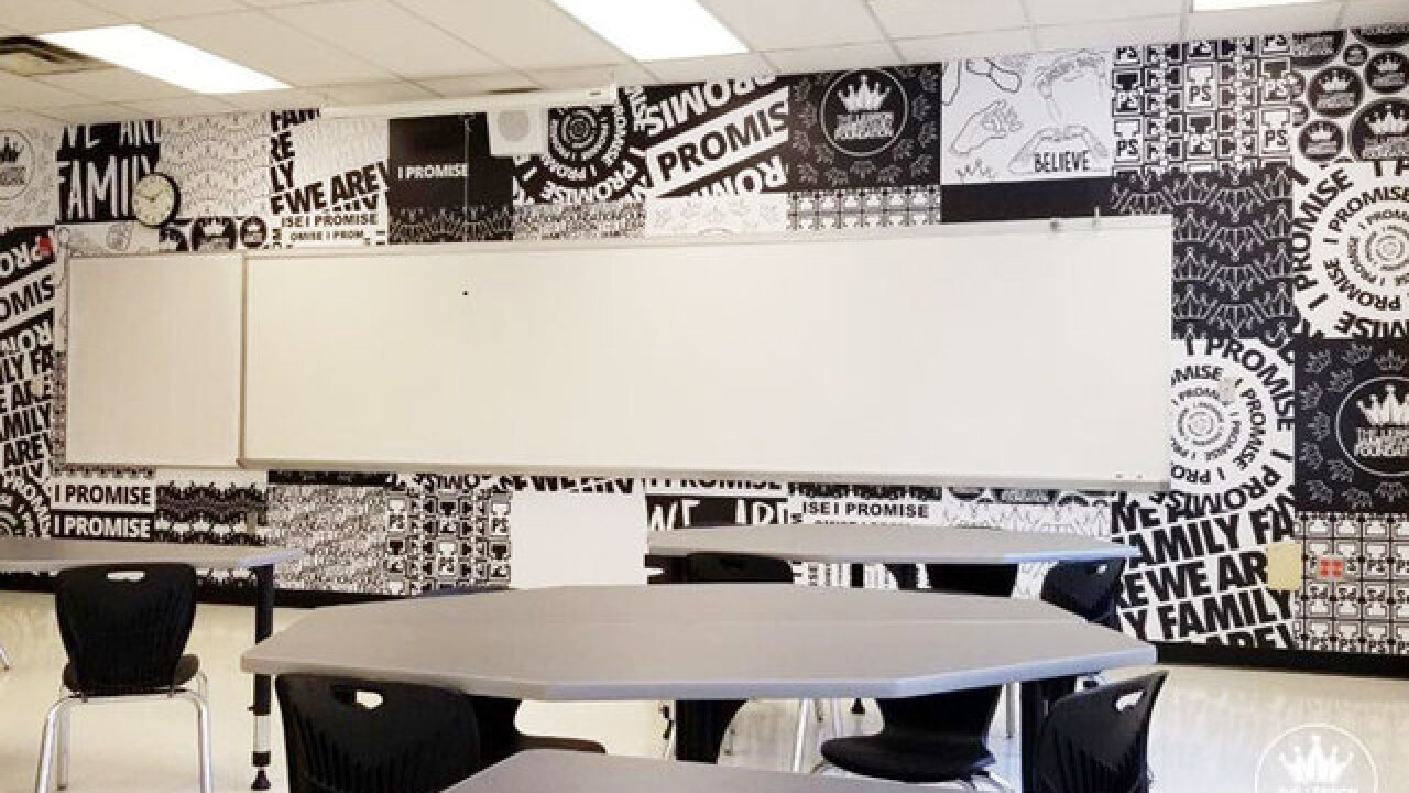 Photos: Inside LeBron's I PROMISE School
