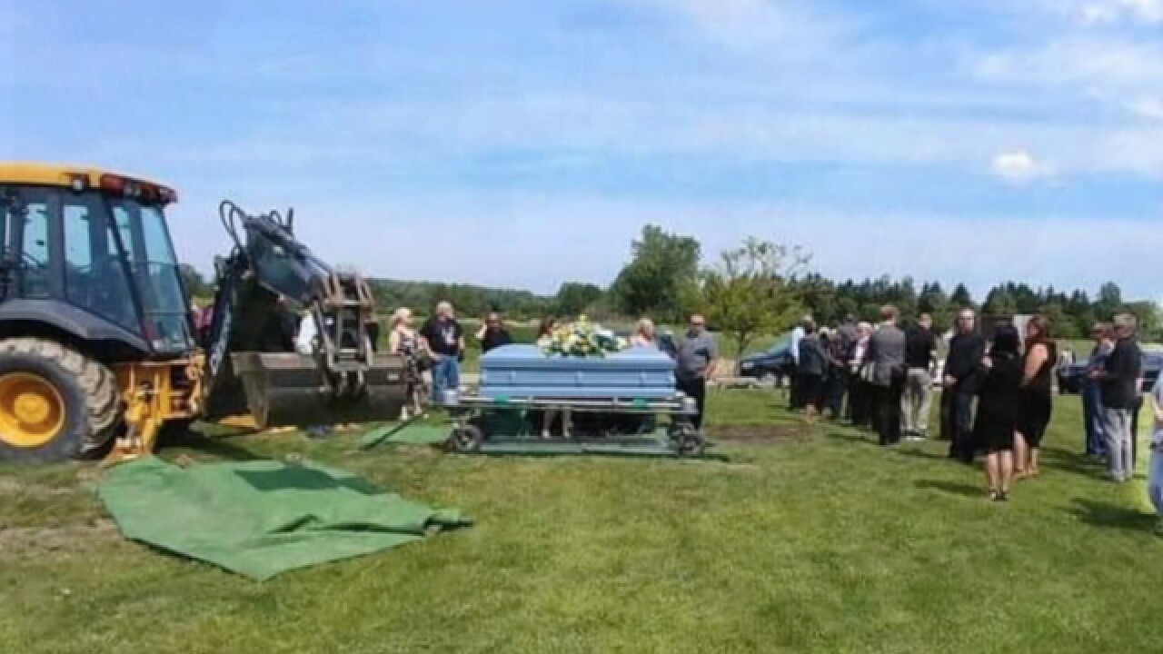 Avon cemetery facing backlash from families
