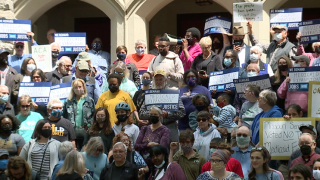 KC Medicaid expansion rally